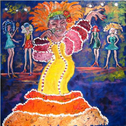 Celia Cruz scmtngirl